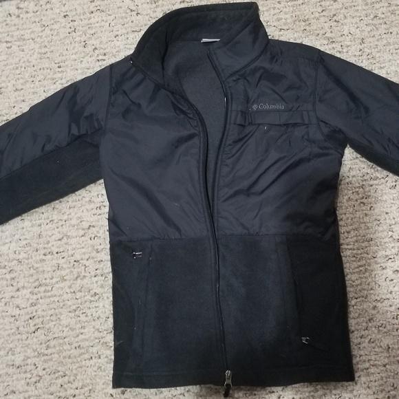 Columbia Other - Boys Columbia black jacket